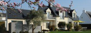 La Villa Groix dans le Morbihan en Bretagne