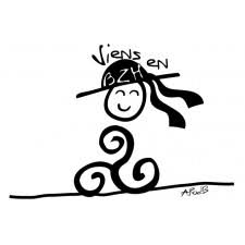 Le logo Breton viens en BZH