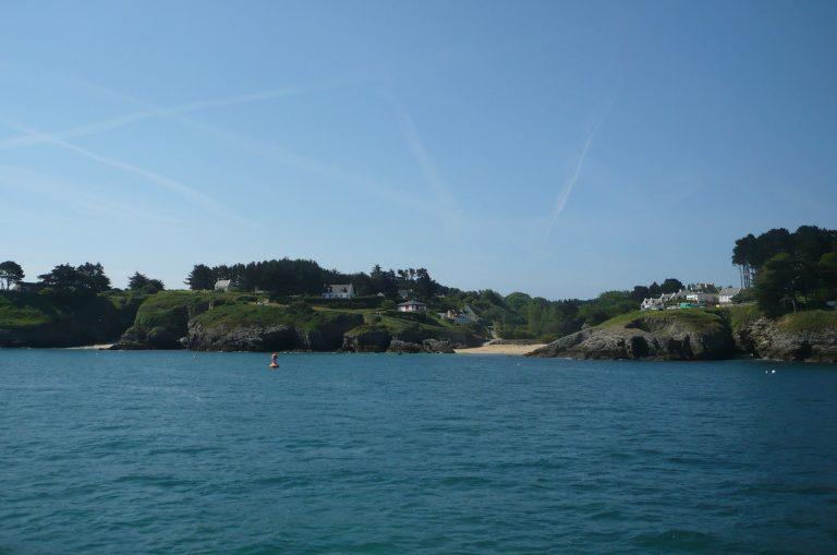 le Phare du palais Belle Île en Bretagne dans le Morbihan
