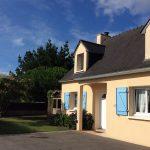 Jolie villa située à 200m de la Ria d'Etel et dans le quartier de pêcheurs du Vieux Passage à Plouhinec