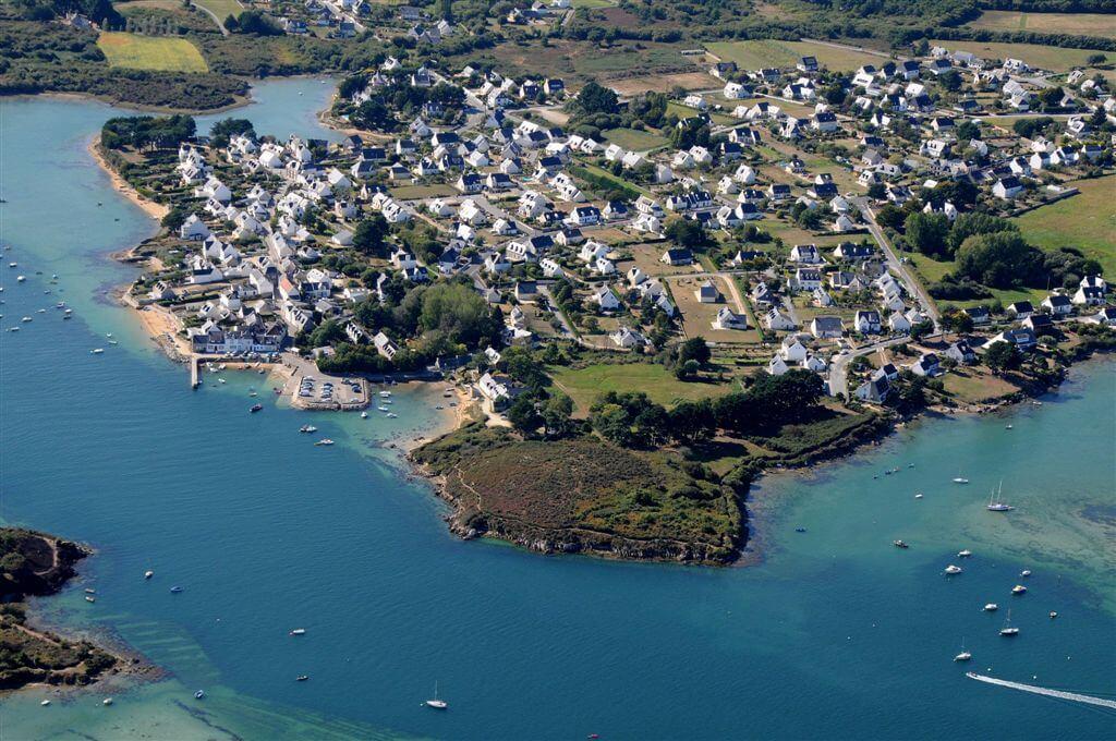 Plouhinec : Que faire à Plouhinec ? Activités près des villas de la ria d'Etel dans le Morbihan. Photo Erwan Le Cornec