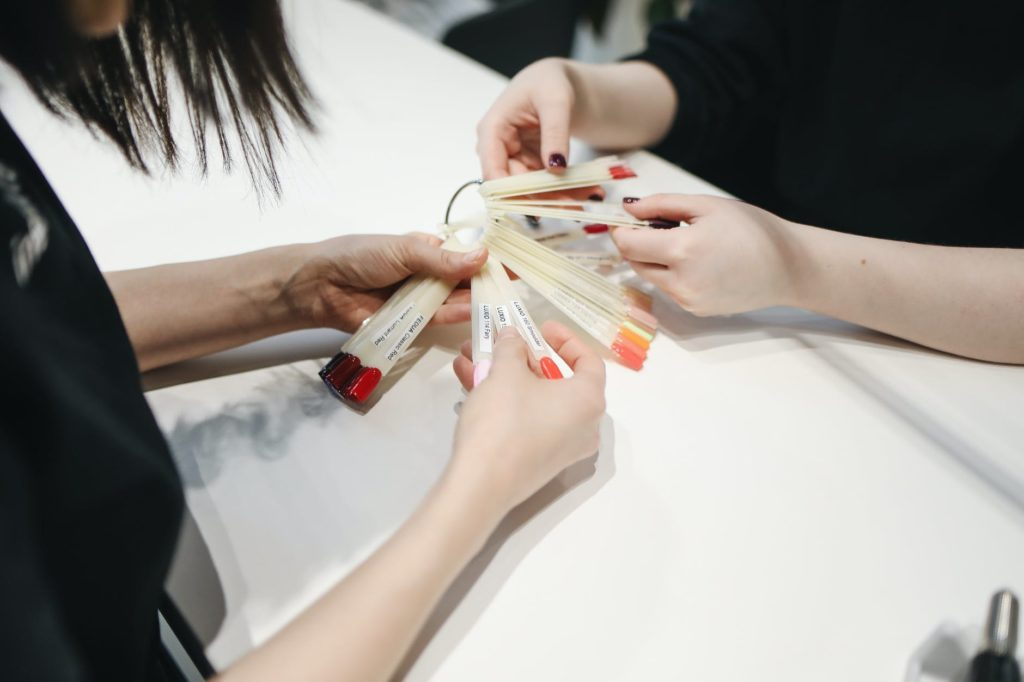 Manucure et soin des ongles pendant votre séjour luxe et bien-être dans le Morbihan - Villas de la Ria d'Etel