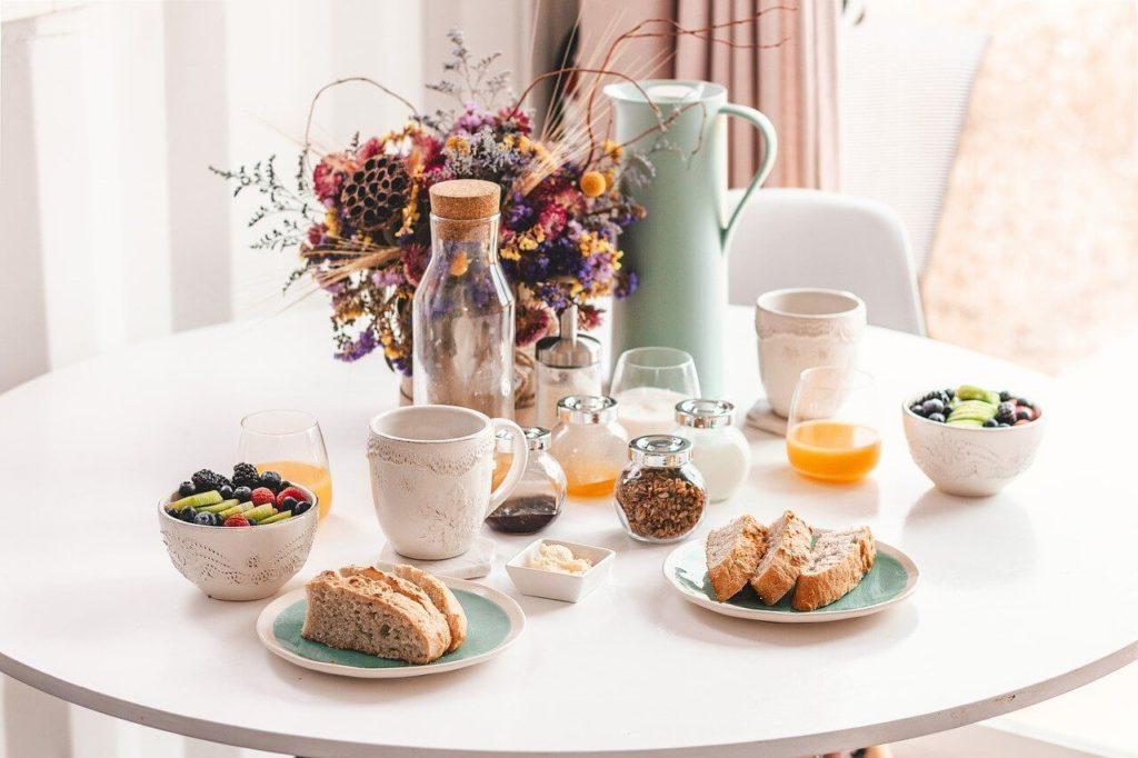 Partenaire des villas de la ria d'Etel : Au Bon Matin, livraison de petits-déjeuners et de brunch dans le Morbihan