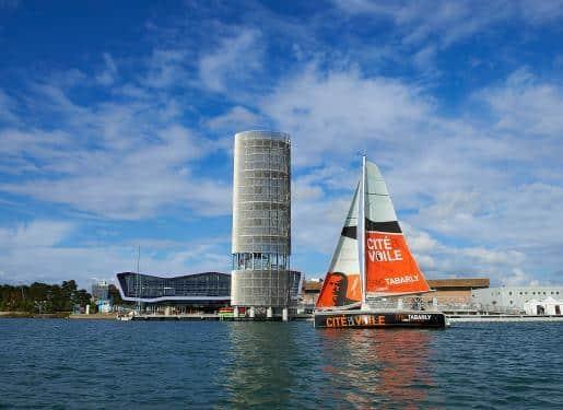 Cité de la Voile Eric Tabarly à Lorient