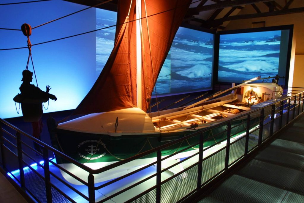 Musée national de la Marine à Port Louis