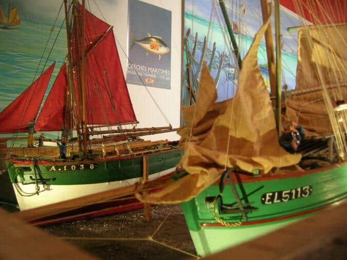 Musée des Thoniers à Etel