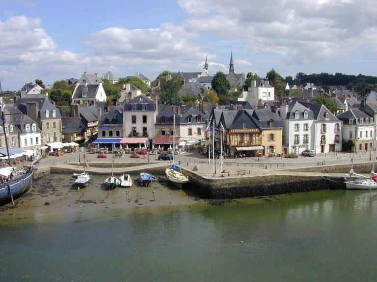 Saint Goustan, Morbihan