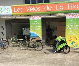 Les vélos de la ria location de vélos
